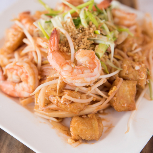 G14 - Shrimp Pad Thai