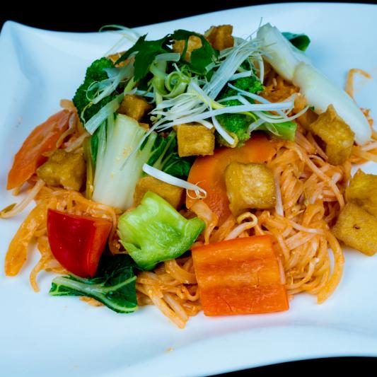 G13 - Vegetarian Pad Thai