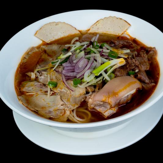 C08- Spicy Hue Style Noodle Soup