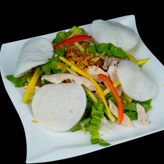 A06- Mango Salad with Chicken