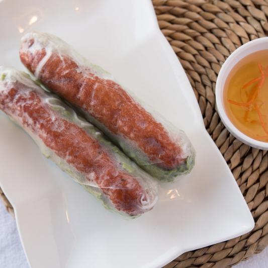 A05- Pork Sausage Rolls (2 rolls)