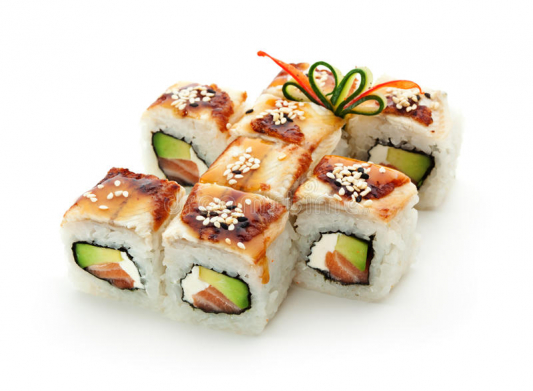 Broiled Eel Roll