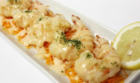 Spicy Ebi Mayo