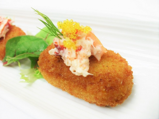 Cream Corn Korokke