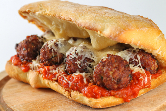 Meat Ball Sub