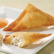 15. Crab Meat Rangoons