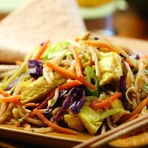 Moo Shu Dishes