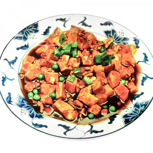111. Ma Po Tofu (Minced Pork)