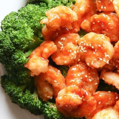 S14. General Tao's Shrimp