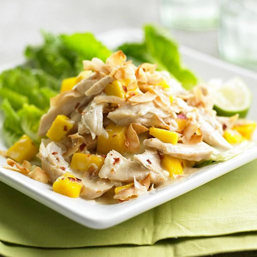Coconut Mango Chicken