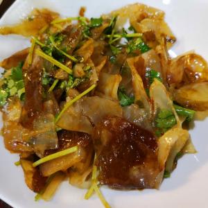 A3. Szechuan Beef Tendon