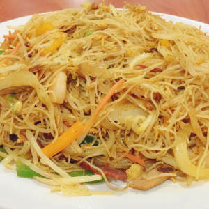 F15. Singapore Style Fried Vermicelli