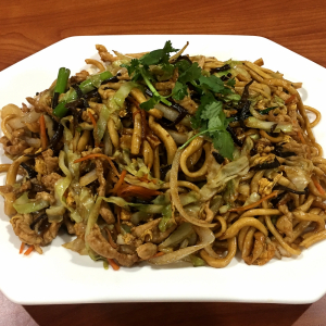 F1. House Special Chow Mein