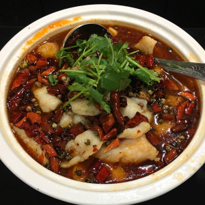 S1. Szechuan Broth Braised Fish