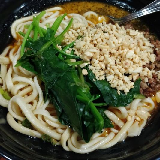 N10. Dan Dan Noodles