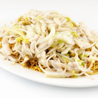 F6. Szechuan Chow Mein