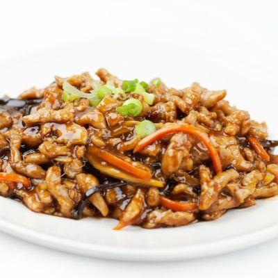 P5. Shredded Pork in Chilli Garlic Sauce