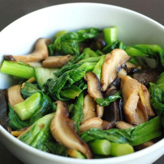 Shitake Mushroom with Vegetable