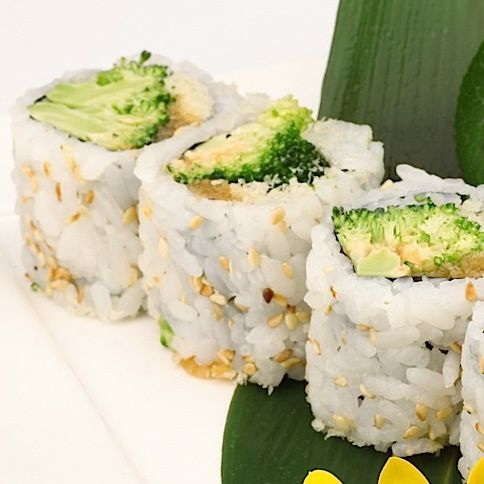 Spicy Broccoli Roll