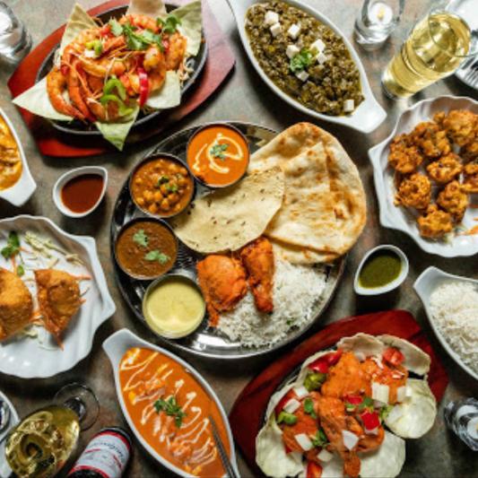 Grace Tandoori Dinner