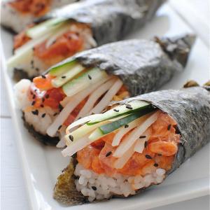 M49 Spicy Tuna-Hand Roll