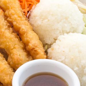 R3 Chicken Tempura Rice