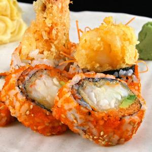 M22 Lobster Tempura Roll