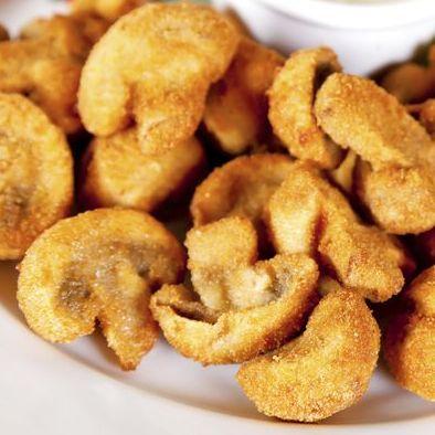 A16 Pan Fried Mix Mushroom