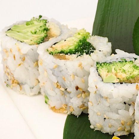 M24 Spicy Broccoli Roll