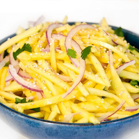 8 Mango Salad