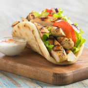 Chicken Delight Pita
