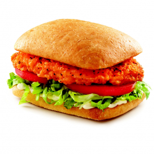 Spicy Chicken Sub