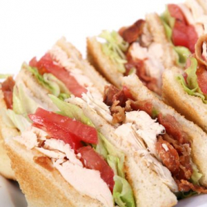 Chicken Club Pita Lunch Special