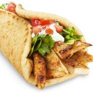 Gyro Pita Lunch Special