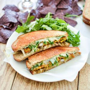 Veggie Melt Sandwich