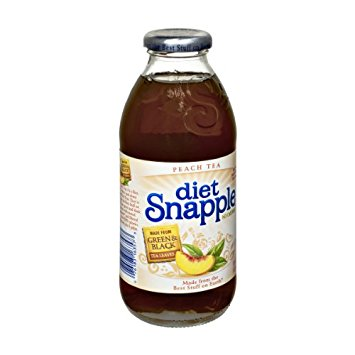Diet Snapple Iced Tea
