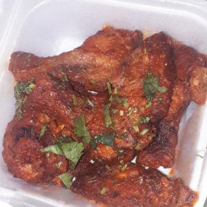 4. Chicken Wings