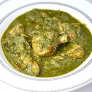 Palak Chicken