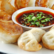 DS1. Pan Fried Pork Dumpling