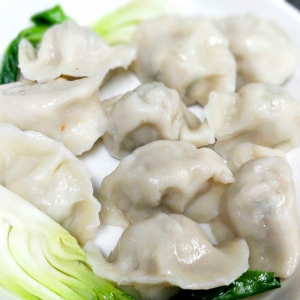 DS7. Home Made Northern Pork Dumpling (10)