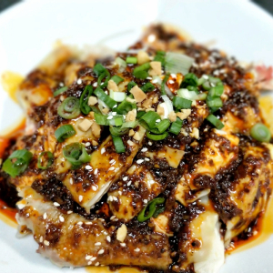 A3. Famous Mouth Watering Chicken in Special Chilli Sauce
