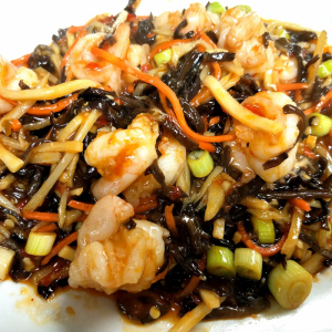 SF2. Spicy Chilli Garlic Prawns