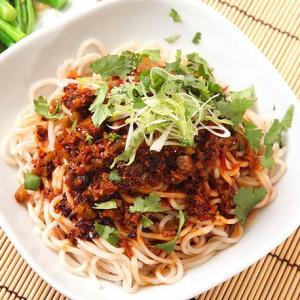 D5. Szechuan Style Dan-Dan Noodle