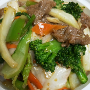 B5. Beef & Seasonal Vegetables