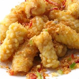 SF9. Salt & Pepper Squid