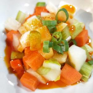 A8. Szechuan Style Pickle Veggie