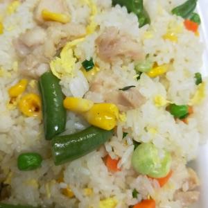 R6. Chicken Fried Rice
