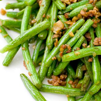 T14. Minced Pork with Pickled Green Beans