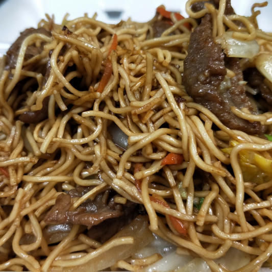 N1. Beef Stir Fried Noodle