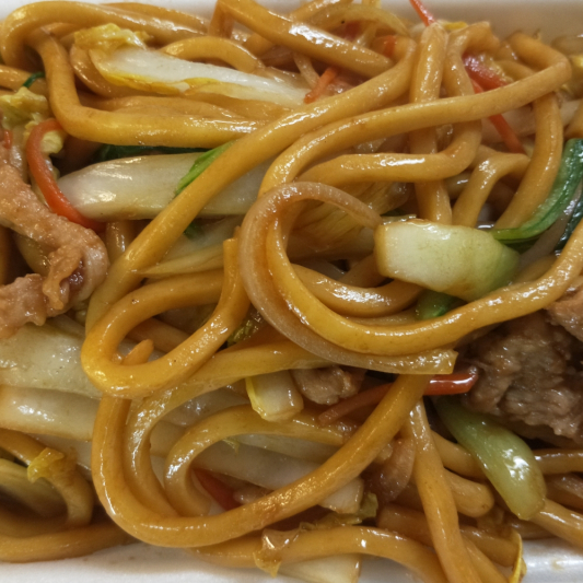 N5. Shanghai Style Fried Noodle
